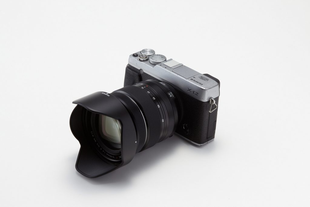X-E2とXF18-80mm